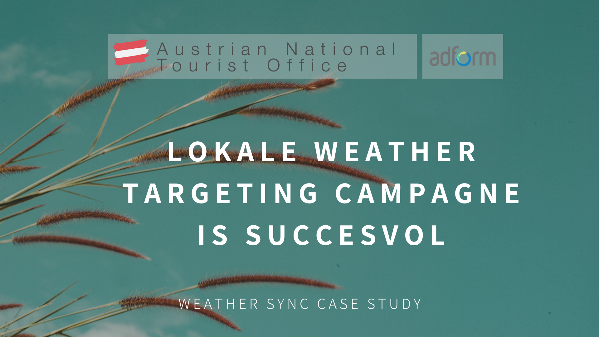 Weather targeting campagne